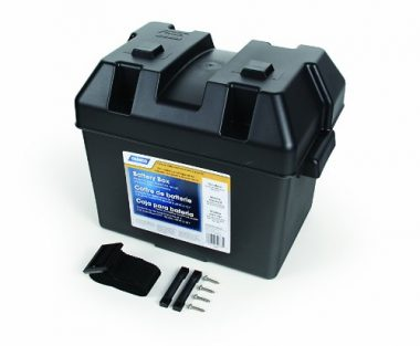 Camco 55363 Standard Marine Battery Box
