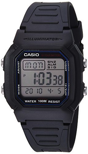 W800H-1AV Classic Sport Watch By Casio