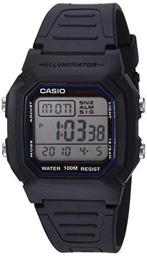 W800H-1AV Classic Sport Watch By Casio