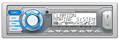Clarion M505 Boating Radio Marine Stereo