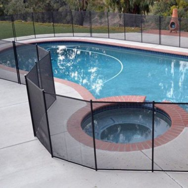Sentry Safety Pool Fence Classic Guard Swimming Pool Fence
