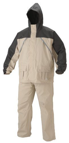 Coleman PVC/Nylon Suit Rain Gear For Fishing