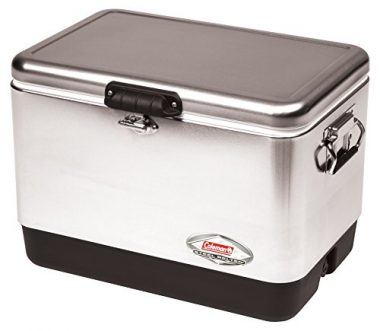 Coleman Steel-Belted Fishing Cooler