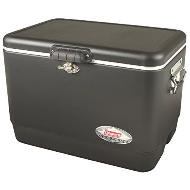 Coleman 54-Quart Steel-Belted Marine Cooler