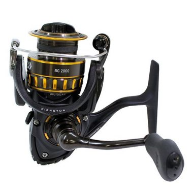 BG Spinning Reels By Daiwa