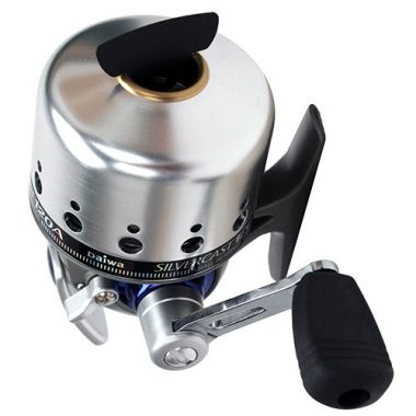 Silvercast-A Series Spincast Reel By Daiwa