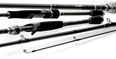 Daiwa ZIL701MLRB Zillion Jerkbait, 7′ Fishing Rod