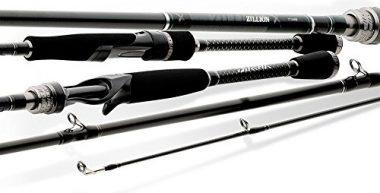 Daiwa ZIL701MLRB Zillion Jerkbait, 7′ Fishing Rod