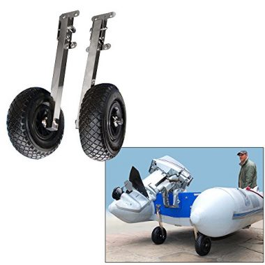 Wheel-A-Weigh Standard Launching Wheels by Davis Instruments
