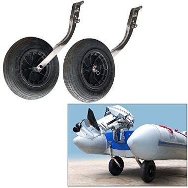 Wheel-A-Weigh Extra Duty Launching Wheels by Davis Instruments