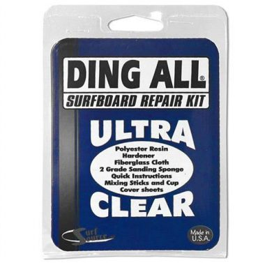Standard (polyester) Repair Kit By Ding All