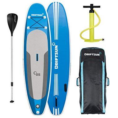Driftsun Explorer Ultimate Inflatable Paddleboard