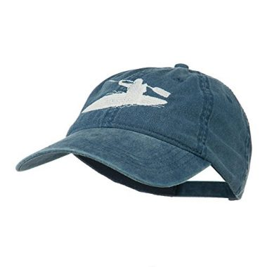 Kayak Embroidered Sport Cap By E4hats