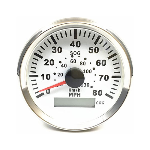ELING Backlight GPS Boat Speedometer