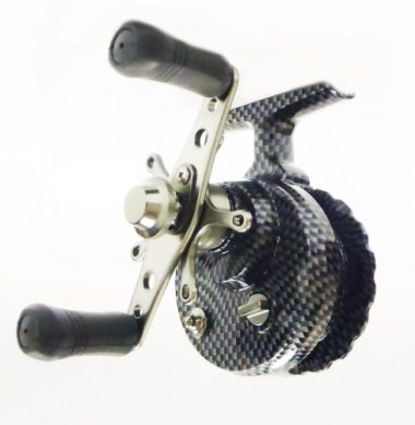 In Line Ice Reel By Eagle Claw