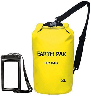 Waterproof Dry Bag By Earth Pak