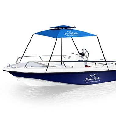 AquaBrella – The Portable Bimini Boat by EasyGoProducts