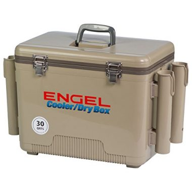 Engel USA Cooler/Dry Box, 30 Quart