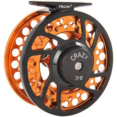 Fiblink Fly Fishing Reels with Large Arbor