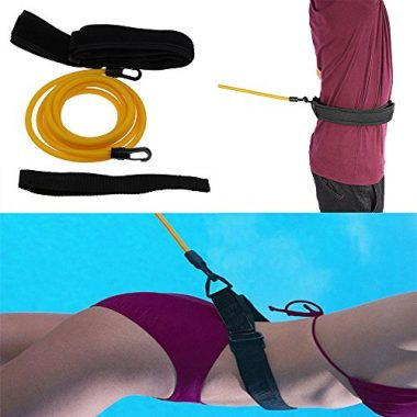 Swim Bungee Training Belt Kit By FidgetFidget