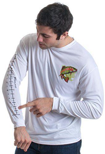 Long Sleeve Wicking Fisherman Shirt By Ann Arbor