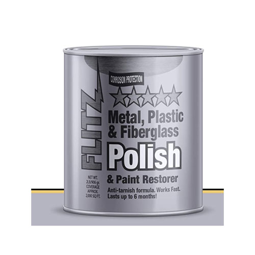 Flitz Multi-Purpose Metal, Plastic and Fiberglass Boat Polish