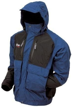 Frogg Toggs Mens Waterproof Firebelly Toadz Lightweight Hooded Jacket Rain Coat