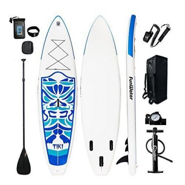 FunWater Inflatable Stand Up Paddle Board