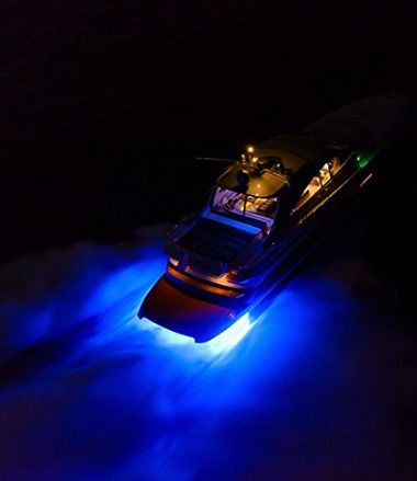 GFJMC Waterproof Boat Underwater Light