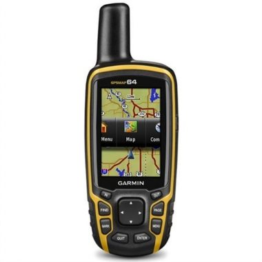 GPSMAP 64 GPS and GLONASS Receiver By Garmin