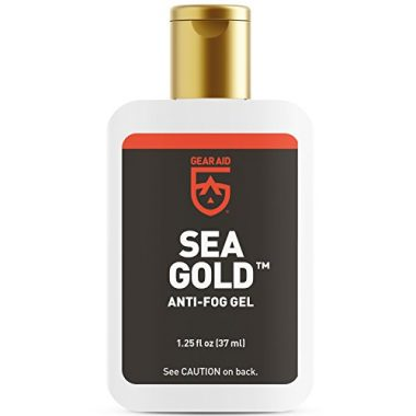 Sea Gold Dive Mask Anti Fog Gel By Gear Aid