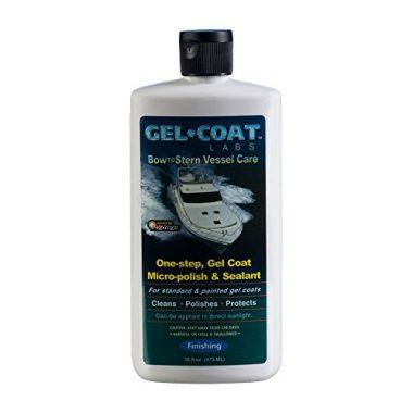 Gel Coat Labs One-Step Gel Coat Micro-Polish & Sealant