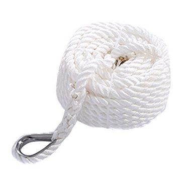 Giantex Twisted Three Strand 6600lbs Nylon Anchor Rope