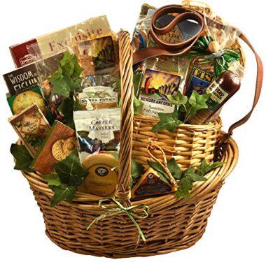 Fishing Gift Basket By Gift Basket Village