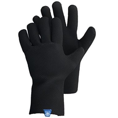 Glacier Glove BAY Waterproof Ice Fishing Gloves