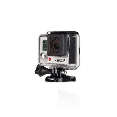 GoPro HERO3+ Session: Silver Edition