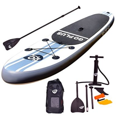 Goplus 10' Inflatable Stand Up Paddle Board Cruise