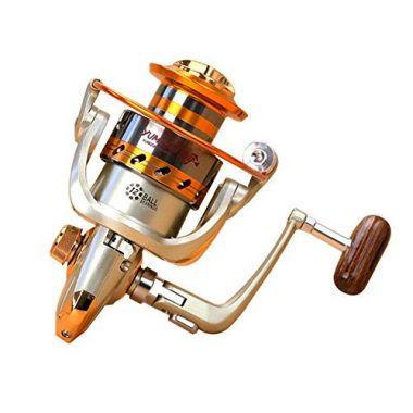 12BB Ball Bearing Fishing Spinning Reel By Goswot