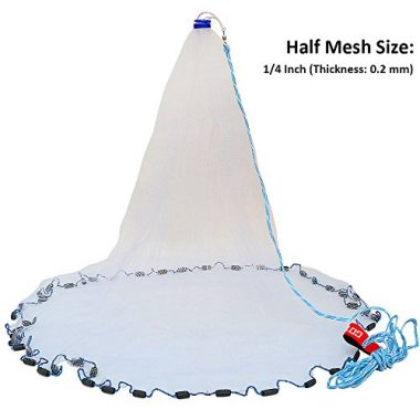Goture American Saltwater Fishing Cast Net