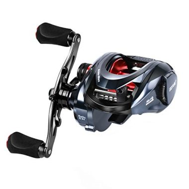 Goture Ares-Max Low Profile Baitcaster Reel