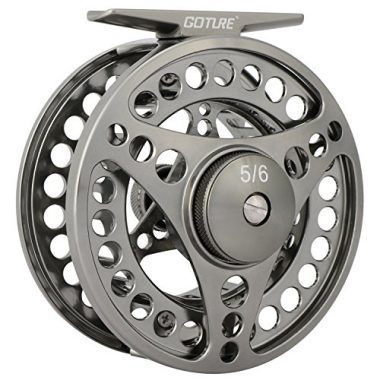 Goture Aluminum Alloy Body Fly Fishing Reel