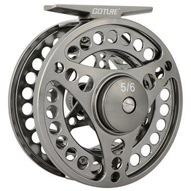 Goture Aluminum Alloy Body Fly Fishing Reel