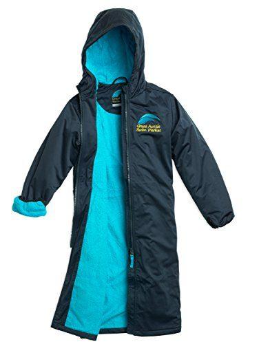 Swim Parka Swim Robe/Swim Jacket by Great Aussie