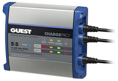Guest ChargePro On-Board Waterproof Battery Charger
