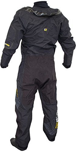Gul Code Zero Stretch U-Zip Drysuit