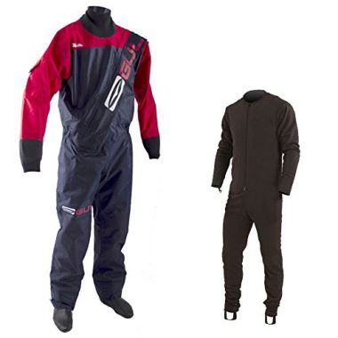 Gul Men's Gamma Front Zip Drysuit