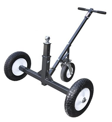 HD Dolly Adjustable Trailer by Tow Tuff