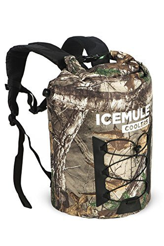 ICEMULE Pro Insulated Backpack Fishing Cooler