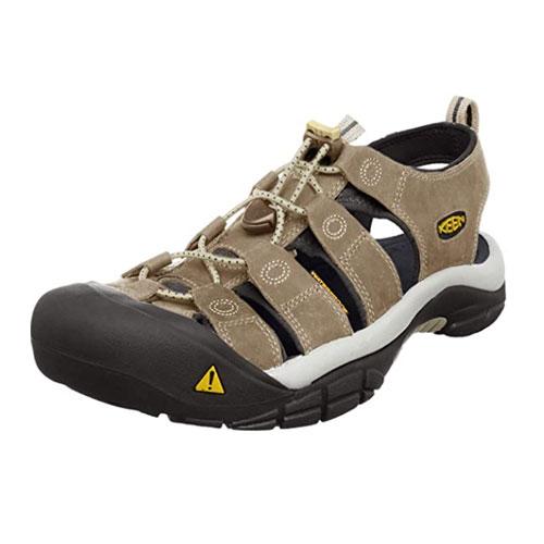 KEEN Men's Newport Closed Toe Fishing Shoes