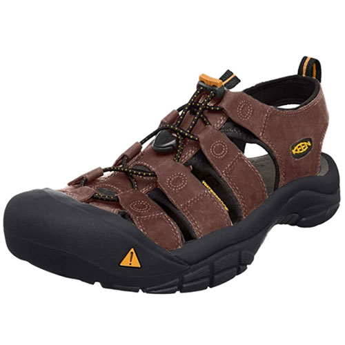 KEEN Men's Newport Closed Toe Fishing Shoes